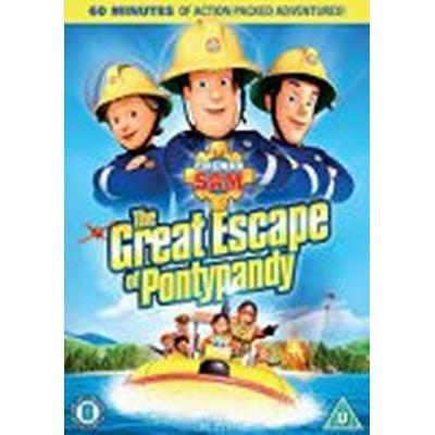 Fireman Sam: The Great Escape of Pontypandy [DVD]